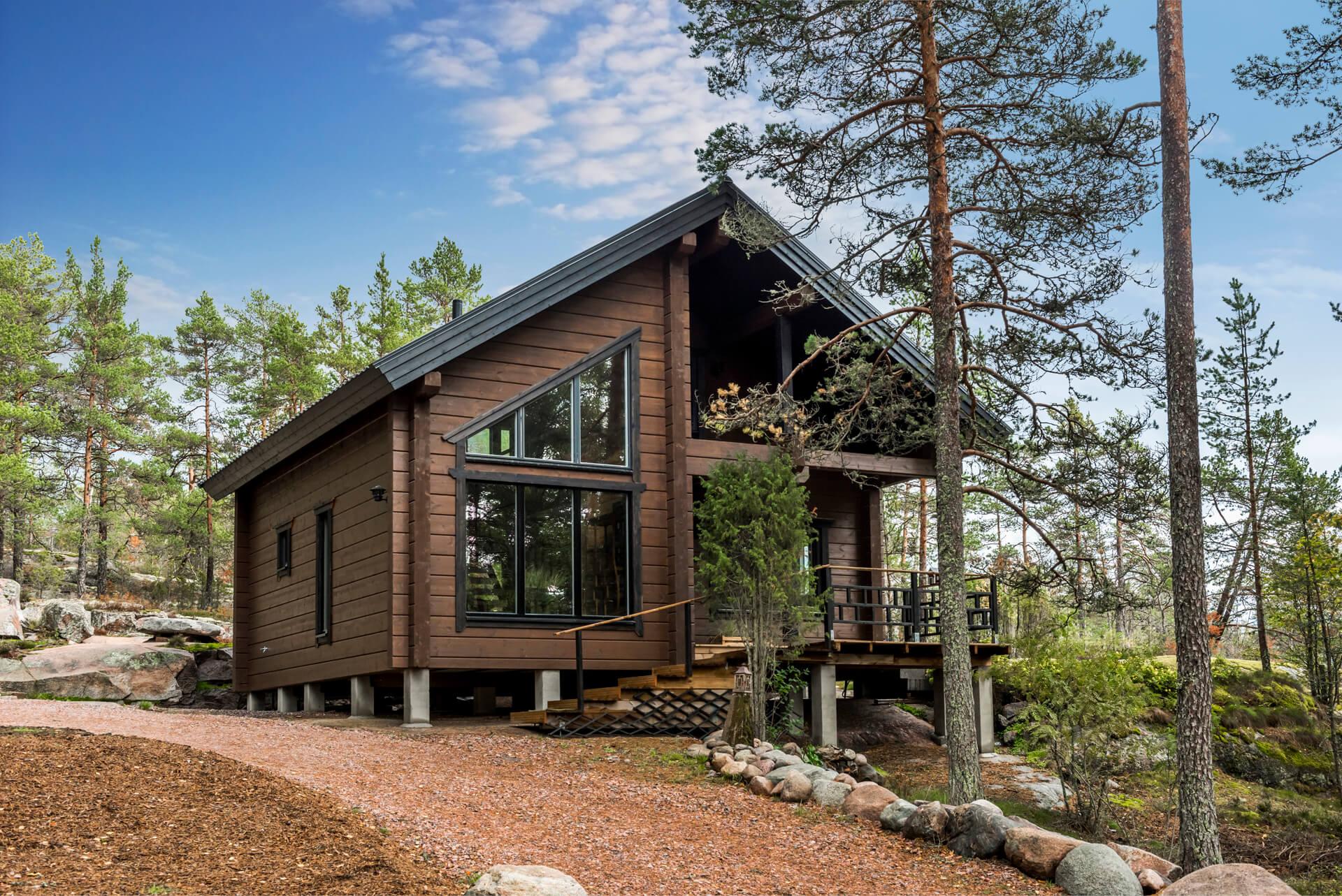 Φινλανδικές Κατοικίες