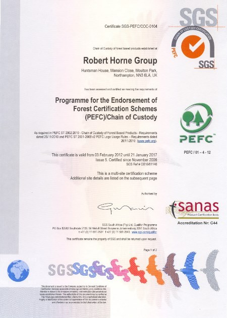 Ecological production certification