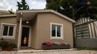 Flexyhome κατοικία της Κοφινάς Α.Ε. στην έκθεση της Αγίας Παρασκευής